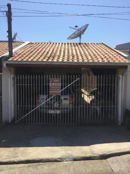 Casa Com 3 Dormitórios Para Alugar Por R$ 850/mês - Jardim Basilicata - Sumaré/sp - Ca0975