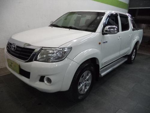 Toyota Hilux 2.7 Flex/gnv Cab.dupla 4x2 Autom Completo Couro