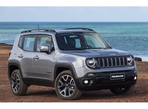 Jeep Renegade 1.8 Longitude At6 Luces Zenon Hoy #13