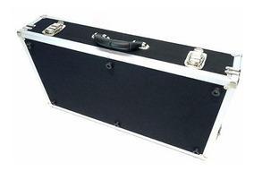 Case Para Pedais 70x40x15cm Super Luxo Alumínio