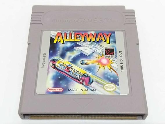 Alleyway Original Americano Nintendo Game Boy