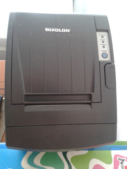 Impresora Fiscal Samsung Bixolon Srp-350 Registro Mercantil