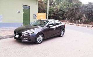 Alquiler Auto Mazda3 Full Equipo (taxi Aplicativo-ejecutivo)