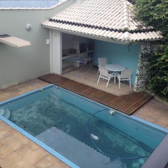 Casa Para Venda Em Volta Redonda, Morada Da Colina, 4 Dormitórios, 2 Suítes, 4 Banheiros, 4 Vagas - 098