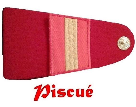 Par De Charreteras De Suboficial Principal-bomberos - Piscue