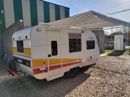 Casa Rodante 430 Kaisen Homologada Casilla  Motor Home