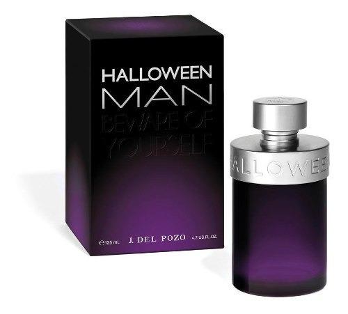 Imagen 1 de 1 de Jesus Del Pozo Halloween Man 125ml Edt Silk Perfume Original