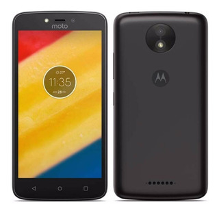 Celular Moto C Plus Reacondicionado Impecable Oferta Unica Incluye Templado Y Funda