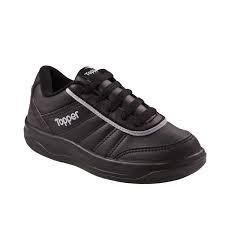 Zapatillas Topper Tie Break Ii Kids- Negro-28321