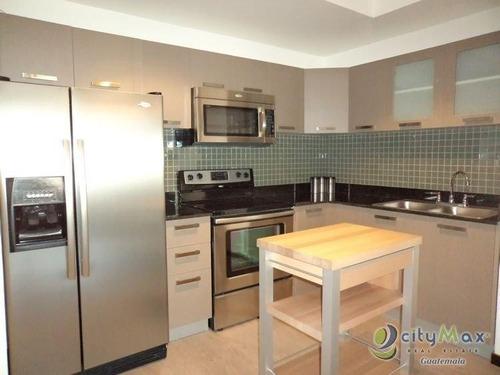 Apartamento En Venta Zona 10, Ideal Para Inversión - Pva-004-12-12-91