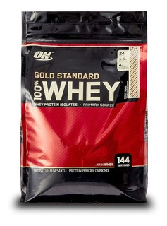 Gold Standard 100% Whey 10 Libras Monte Grande