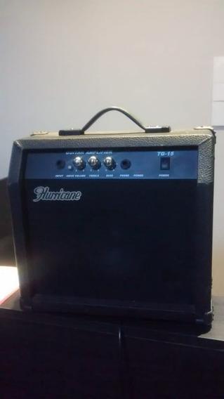 Amplificador Hurricane Tg-15 Novo