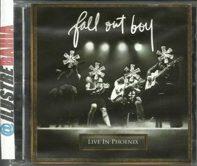 Cd + Dvd Fall Out Boy Live Phoenix (importado)