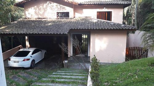 Linda Casa Condomínio Fechado, Cotia - So0614. - So0614