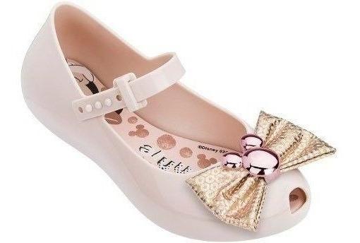 Sapatilha Disney Top Minnie Baby Tam 19 Ao 34