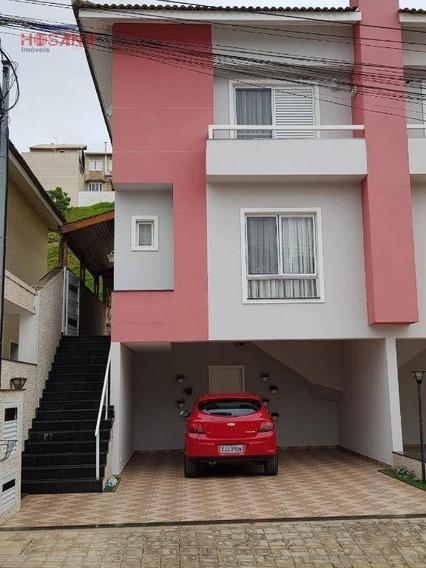 Sobrado Com 3 Dormitórios À Venda, 132 M² Por R$ 800.000 - So0760