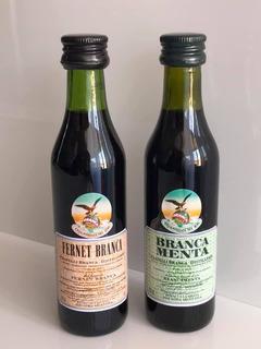 Oferta! Fernet Branca O Fernet Branca Menta 50ml