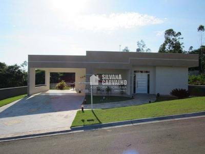 Casa À Venda No Condomínio Bothanica Em Itu - Ca7104