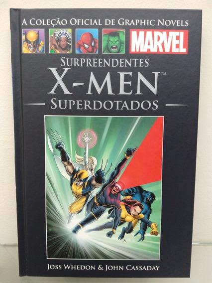 Hq Salvat N°36 - Surpreendentes X-men, Superdotados