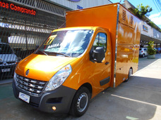 Renault Master 2.3 L2h1 2p Foodtruck