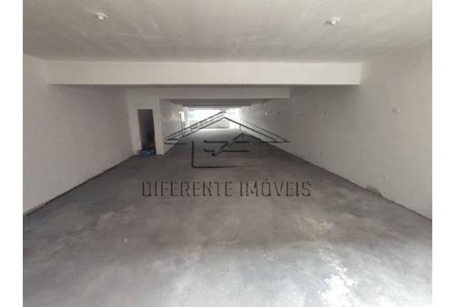 Imagem 1 de 8 de Salão Comercial - 240m² - Guaianases