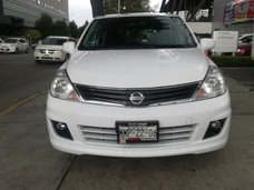Nissan Tiida Hb Emotion 1.8 2013 Std, Impecable!!