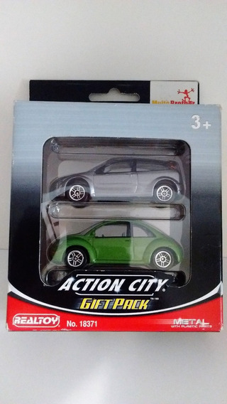 Realtoy Action City Gift Pack - 2 Un.