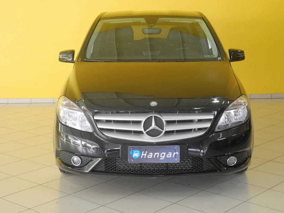 Mercedes-benz B200 1.6 Sport Turbo Gasolina 4p Aut