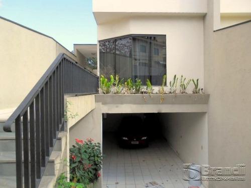 Imagem 1 de 15 de Lindo Sobrado 200m², 3 Dorms, Dep. Empregada, 4 Vagas - Vila Zelina. - L-4512