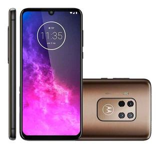 Smartphone One Zoom 128gb Dual Chip 4gb Motorola