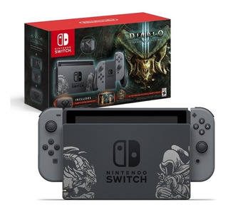 Nintendo Switch Diablo 3 Special Edition Consola