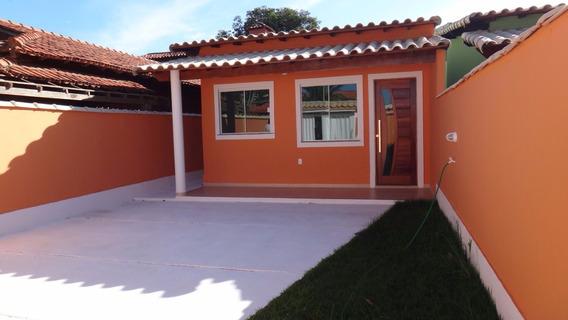 Casa Em Itaipuaçu Com 3 Quartos, Churrasqueira E Lavabo - 32