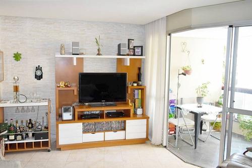 Imagem 1 de 15 de Apartamento Em Pinheiros À Venda Com 3 Quartos, Próximo Ao Metrô - Ap31067