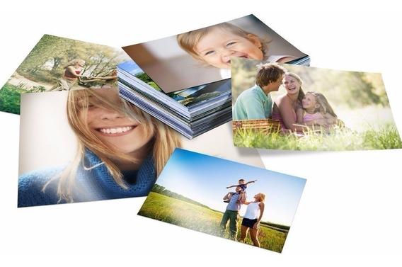 1.000 Folhas Papel Foto 10x15 Brilho 230gr