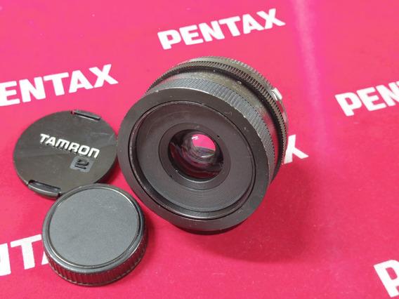 Objetiva Tamron Sp 28mm F2.5 (adaptal2 - M42)