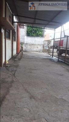 Excelente Galpão Para Locação Na Cidade Satélite Em Guarulhos De 700m². Imperdìvel - Ga0042