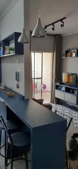 Apartamento Com 2 Dormitórios À Venda, 67 - Vila Urupês - Suzano - Ap0785