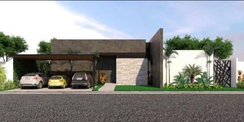 Preventa De Residencias Hacienda Cholul