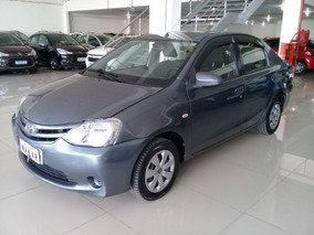 Toyota Etios Etios Sedan Xs 1.5 Flex