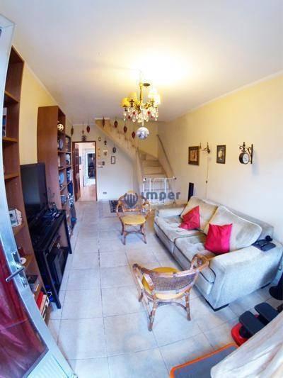 Sobrado Com 3 Dormitórios À Venda, 150 M² Por R$ 799.000 - Alto Da Lapa - São Paulo/sp - Ca1363