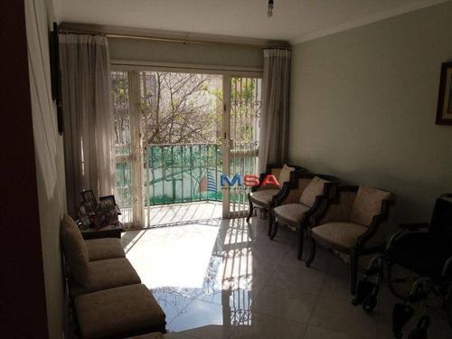 Imagem 1 de 25 de Apartamento A Venda Em Perdizes - Ap10419