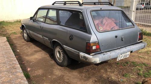 Imagem 1 de 15 de Chevrolet Caravan Diplomata