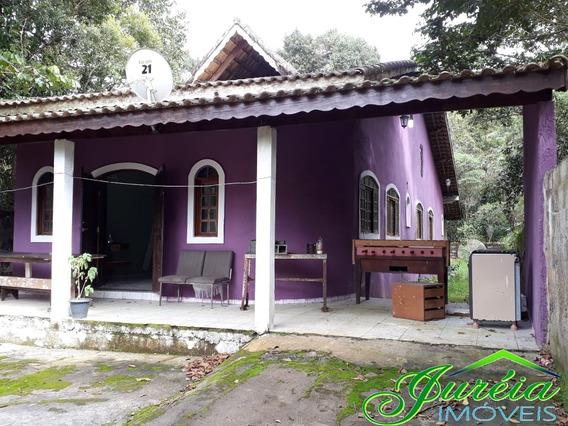 Aluga-se Casa No Guaraú Para Temporada - Peruíbe/sp