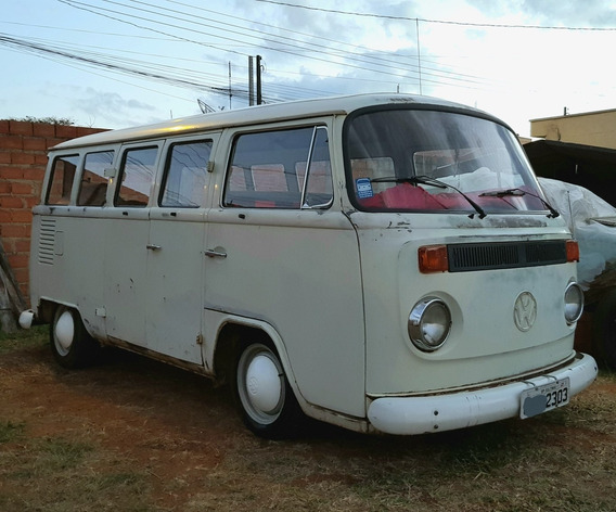 Kombi Clipper T2 Bay Window Bus