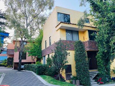 Casa En Condominio - 3 Recamaras - 5 Min De Santa Fe