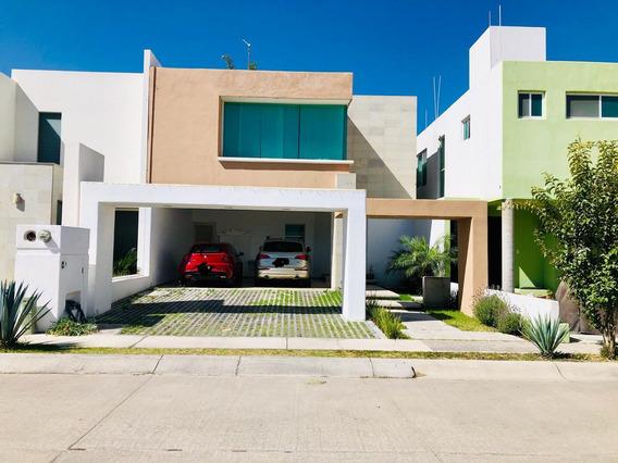 Casa En Renta Villas De Bonaterra, Aguascalientes