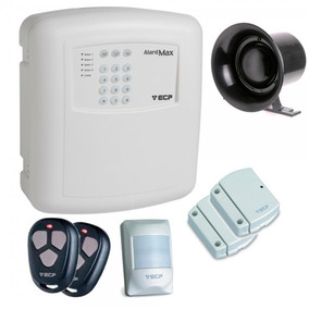 Alarme Residencial Ou Comercial Instalado - Grande Bh
