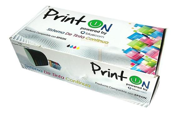 Sistema De Tinta Continua Epson T50 Tx730 Printon