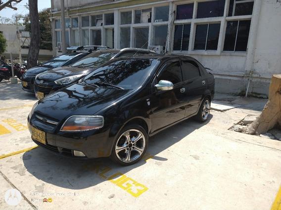 Chevrolet Aveo 1.6 Ac 2011