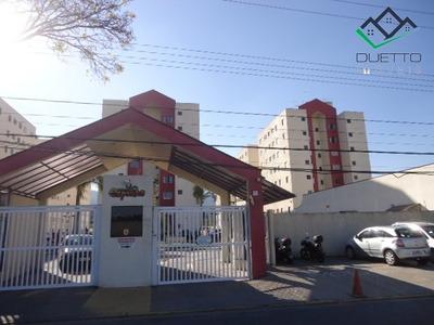 Apartamento Para Alugar No Bairro Vila Mogilar Em Mogi Das - 363-2